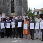 20. obljetnica bratimljenja Udruženja obrtnika Buzet i Sisak