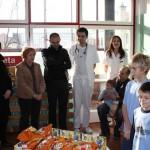 """Udruga malih trgovaca povodom Sv. Nikole donirala odjel pedijatrije županijske bolnice """"Dr. Ivo Pedišić"""""""