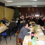 Božićni domjenak obrtnika – umirovljenika
