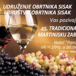 Martinska Zabava 2015