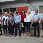 Humanitarna inicijativa Sekcije krojačica Udruženja obrtnika Sisak