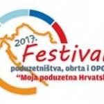 """Festival poduzetništva, obrta i OPG-ova – """"Moja poduzetna Hrvatska"""" 9. travnja 2017. Sisak"""